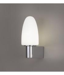 Aplique de pared LED para el baño con pantalla de cristal IP 44 4200K – Jal – ACB Iluminación