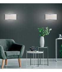Aplique de pared de metal en 3 acabados – Unax – ACB Iluminación