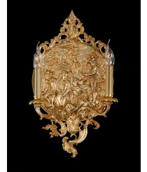 Wall Lamp 2065 Gold