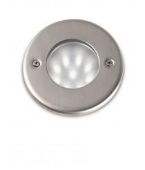 Lámpara empotrable para suelo de exterior LED SMD 3500K – Nat – Dopo – Novolux