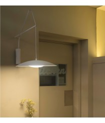 Aplique de pared LED orientable en 2 colores - Slim - Faro