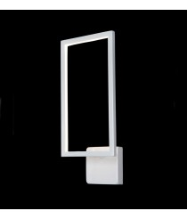 Aplique de pared minimalista LED de metal 3000K – Geo – MYO