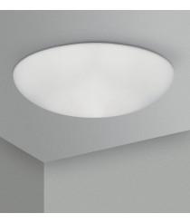 Aplique de techo de cristal de doble capa en 2 medidas – Meg – ACB Iluminación