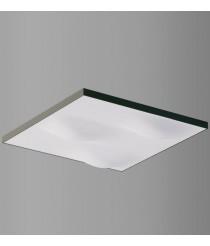 Aplique de techo LED de aluminio 3200K – Curve – ACB Iluminación