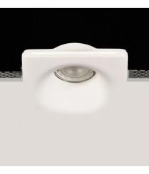 Lámpara empotrable de escayola Ø 12 cm – Gamma – ACB Iluminación