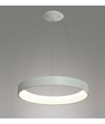 Lámpara colgante 90 cm color blanco dimmable – Dilga – ACB Iluminación
