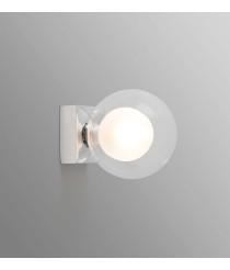 Aplique de pared para baño en 3 colores - Perla - Faro