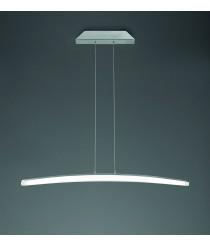 Lámpara colgante de aluminio - Hemisferic - Mantra
