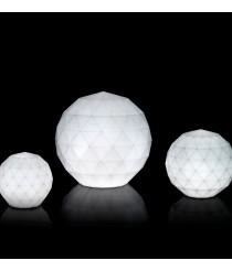 Vases esfera con cable