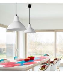 Lámpara de techo – Aluminum Blanco – Massmi
