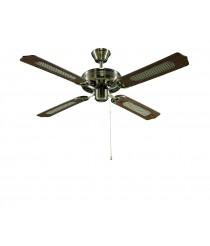 Silencioso ventilador con palas reversibles sin luz Ø 107 cm - Samoa - Massmi