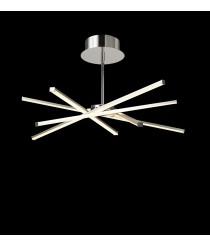 Aplique de techo LED de aluminio 3000K - Aire Led - Mantra