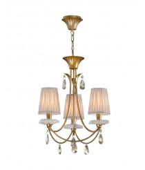 Lámpara de techo 3 luces - Sophie - Mantra