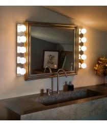 Lámpara para espejos baño IP44 con 4 o 5 luces - Lass - Faro