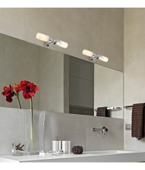 Aplique para espejos de baño con 2 luces – Laos – Faro