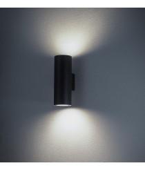 Aplique de pared con 1 o 2 luces para exterior – Volcano – Mantra