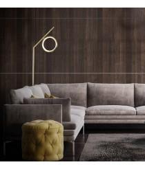 Pie de salón LED en 2 colores – Olimpia – Mantra