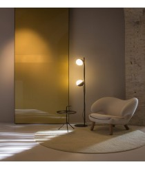 Lámpara de pie – Half – Milán