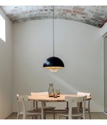 Lámpara colgante decorativa con lágrimas – Raindrops – Milan