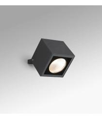 Lámpara proyector color gris oscuro – Oko – Faro