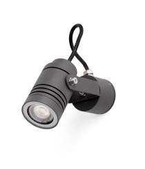 Lámpara proyector color gris oscuro – Lit – Faro