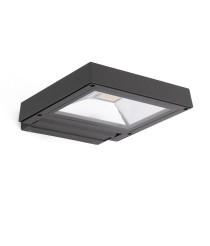 Lámpara proyector color gris oscuro – Karl – Faro