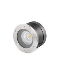 Lámpara LED empotrable inoxidable apertura 24° – Suria-24 – Faro
