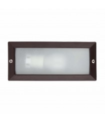 Lámpara empotrable negro – Liso – Faro