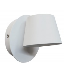 Aplique de pared LED de metal 1 luz 3000K - Kino Led – IDP Lampshades