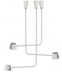 Lámpara colgante LED de metal 3000K - Kino Led – IDP Lampshades