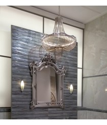Lámpara colgante LED de metal 2700K – Medussa – MYO