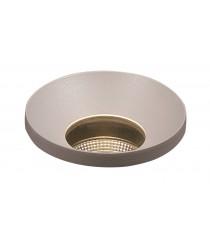 Foco LED empotrable Ø 8.3 cm dos acabados – Obo – Luzfin