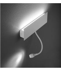 Aplique cabecero de cama LED varios acabados – Suau – Pujol Iluminación