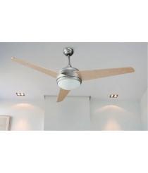 Ventilador de techo con tres velocidades con mando - Blair - Massmi