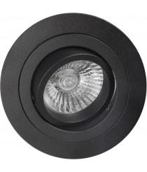 Foco de techo redondo empotrable Ø 9,2 cm – Básico GU10 – Mantra