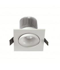 Lámpara empotrable LED de aluminio 3000K - Formentera - Mantra