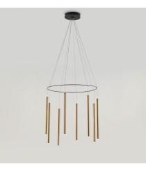 Lámpara colgante con 8 luces – Mika Multi – Aromas