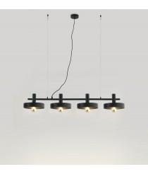 Lámpara colgante con 4 luces – Aloa-L – Aromas