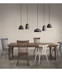 Lámpara de techo – Dento 5 luces lineal – El Torrent