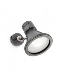 Lámpara proyector gris oscuro funcional – Project – Faro