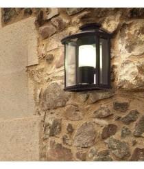 Lámpara aplique formas clásicas color negro – Ceres-1 – Faro