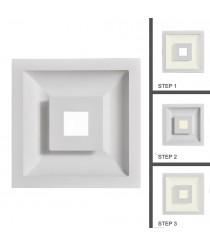 Foco de techo empotrable LED con 3 potencias 3200/4200K - Rexa - ACB Iluminación