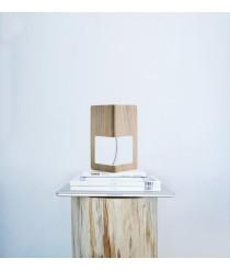 Lámpara de mesa de metal con tecnología LED en 7 acabados 3000K – Mínima – Plussmi
