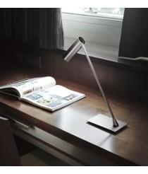 Lámpara de sobremesa moderna LED en 3 colores – Tub – Pujol Iluminación