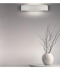 Aplique de pared de escayola en 2 tamaños - Alba - ACB Iluminación