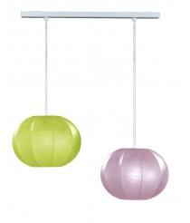 Lámpara colgante – Globes x2 - Anperbar