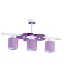 Lámpara de techo – Topitos Flor – Anperbar