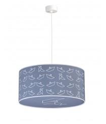Lámpara de suspensión – Infantil Barcos – Anperbar
