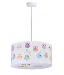 Lámpara de suspensión – Búhos Color 30 cm – Anperbar