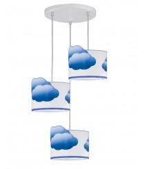 Lámpara colgante – Nubes – Anperbar